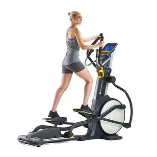 LifeSpan Fitness e3i magnetic Elliptical trainer exercise machine - Black