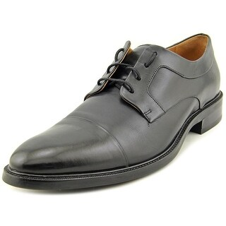 Cole Haan Warren Cap Ox Men Cap Toe Leather Oxford
