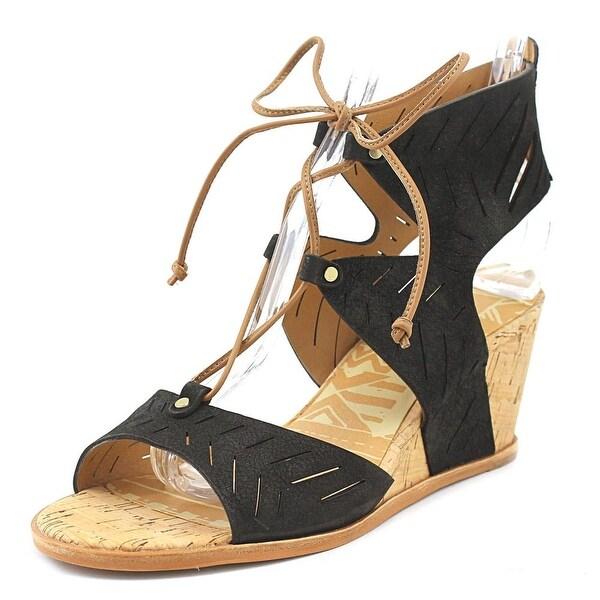 Dolce Vita Langly Black Sandals