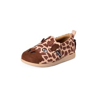 Muk Luks Casual Shoes Kids Animal Characters Slip On