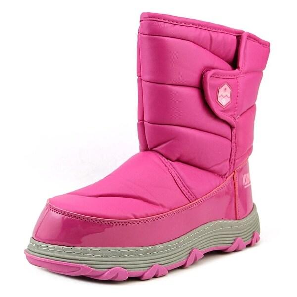 Khombu Magic Round Toe Synthetic Winter Boot