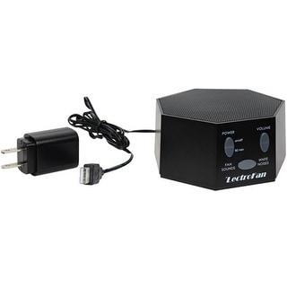 LectroFan - Fan Sound and White Noise Machine, Black