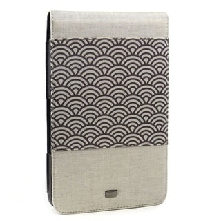 JAVOedge Umi Flip Case for Barnes & Noble Nook - beige