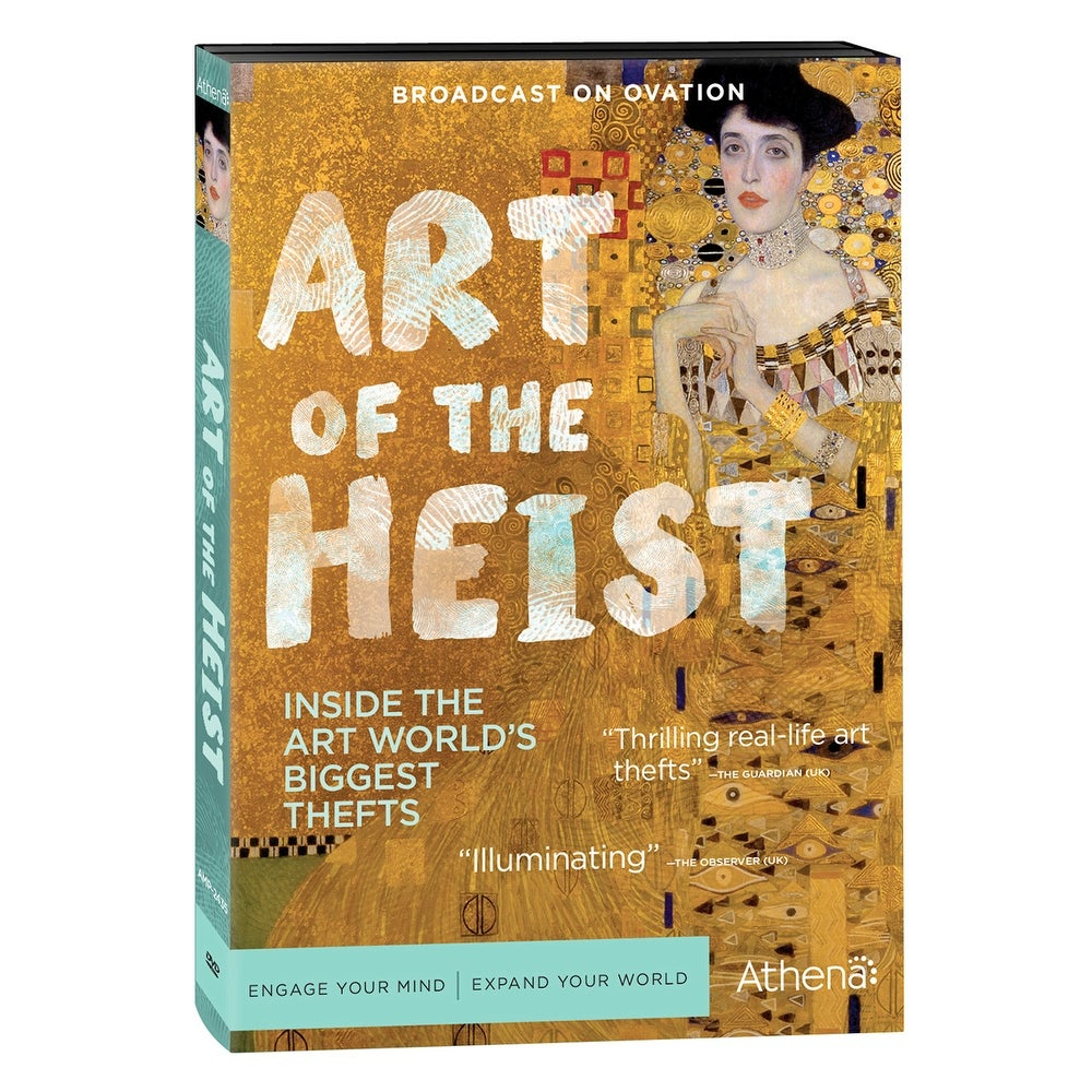Art of the Heist - Complete Series Boxed Set - DVD Region 1 (US & Canada) -  DISTRIBUTION SOLUTIONS/RLJ