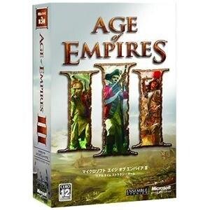 Microsoft G10-00025 Microsoft Age of Empires III - Strategy Game DVD Box Retail - CD-ROM - PC - English