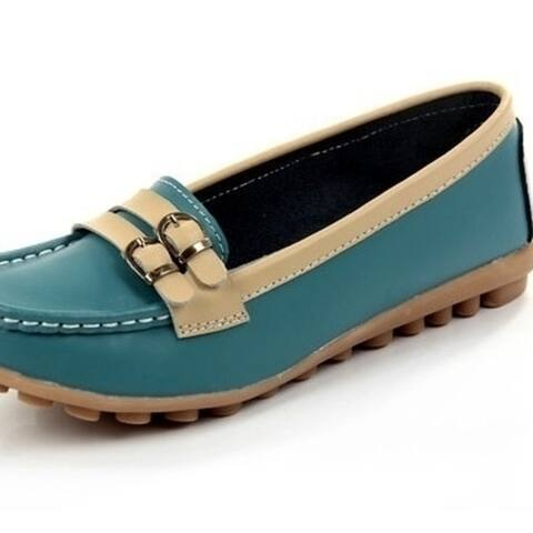 Women Fashion Casual Shoes Elegant Flats Shoes Ladies Girl Street Wear Autumn Winter Style Durable Anti Slip Shoes