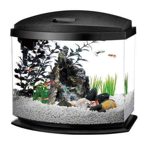 Aqueon MiniBow LED Aquarium Kit 1 Gallon