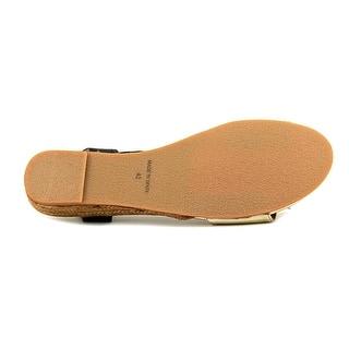 Eric Michael Amanda Open Toe Synthetic Wedge Sandal|https://ak1.ostkcdn.com/images/products/is/images/direct/ff505a37a324f6a02dda674e7cb0e02b11618903/Eric-Michael-Amanda-Women-Open-Toe-Synthetic-Multi-Color-Wedge-Sandal.jpg?impolicy=medium