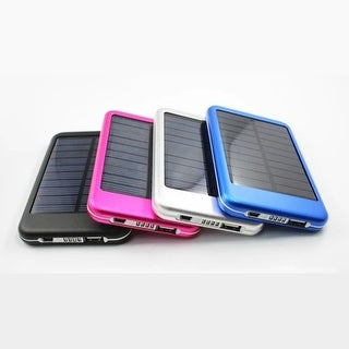 Solar USB Charger for iPhones, Smartphones, iPads and Tablets