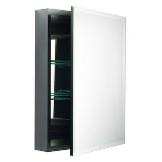 """Miseno MBC2620 Dual Mount 26"""" X 20"""" Beveled Medicine Cabinet (Surface or Recessed Mounting) - N/A"""