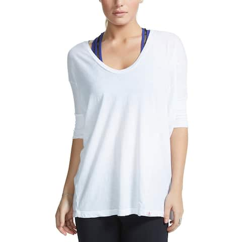 Vimmia Long Sleeve Pacific Voop Neck Tee