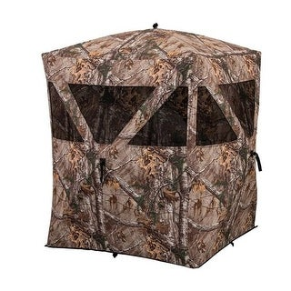 """Ameristep Care TakerBlind Combo Blind Chair and Hub Blind Gun Rest"""