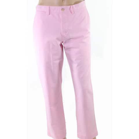 Polo Ralph Lauren Caramel Mens 36X30 Stretch Chino Pants