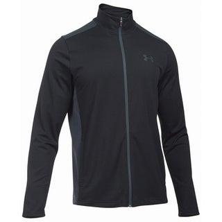 Under Armour Black Mens 2XL Sweatshirts Fleeces Athletic Apparel