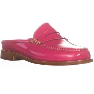 G.H. Bass & Co. Wynn Mules, Watermelon (2 options available)