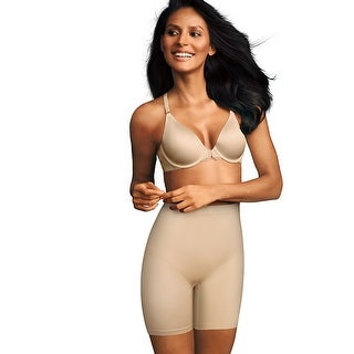Maidenform® Seamless Thigh Slimmer - Size - M - Color - Latte Lift