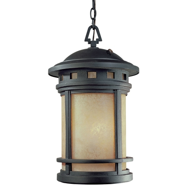 Designers Fountain ES2394 Sedona One Light Outdoor Energy Star Pendant - Oil Rubbed Bronze - N/A