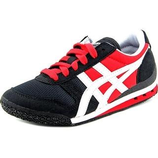 Onitsuka Tiger by Asics Ultimate 81 Ps Round Toe Canvas Sneakers