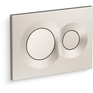 Kohler K-75890 Lynk Dual Flush Actuator Plate