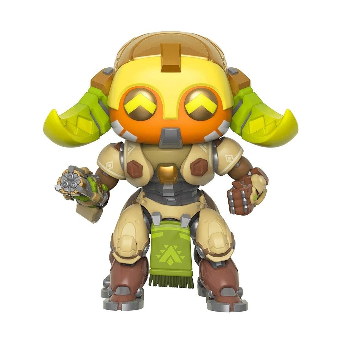 Multicolor Funko Pop Games Overwatch-Genji Collectible Figure