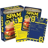SPAM Recipes Licensed Playing Cards - Standard Poker Deck - MultiColor