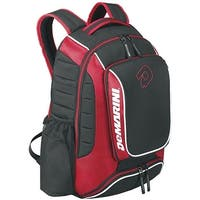 DeMarini Momentum Baseball Backpack (Scarlet Red)