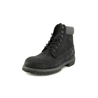 Timberland 6 in Prem Round Toe Leather Work Boot