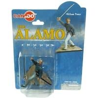 1:24 Scale Historical Figures The Alamo Figure B William Travis - multi