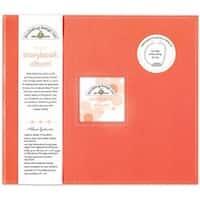 "Coral - Doodlebug Storybook Album 12""X12"""