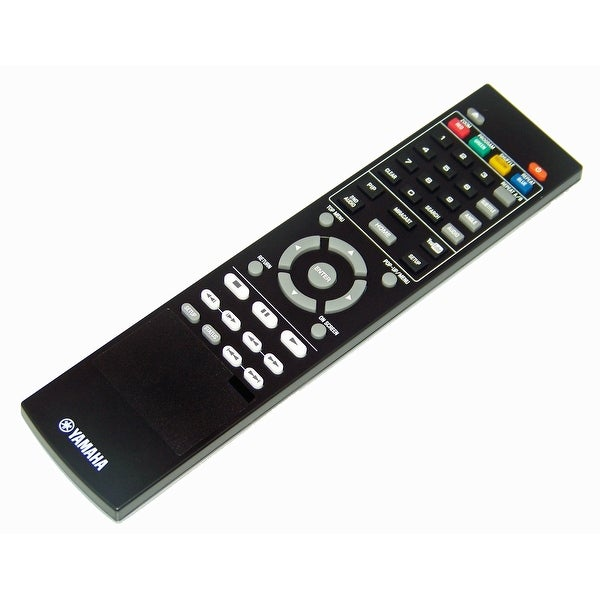 OEM Yamaha Remote Control Originally Shipped With BD-S677, BDS677