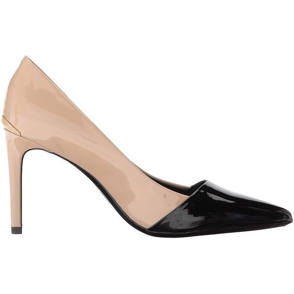 Shop Calvin Klein Womens Roslyn Leather