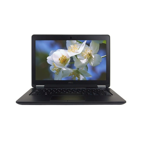 Dell Latitude E7250 Core i5-5300U 2.3GHz 8GB RAM 256GB SSD Windows 10 Pro 12.5-inch Laptop (Refurbished)