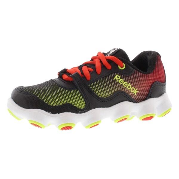 Shop Reebok Atv - Fade Running Preschool Kid s Shoes - Free Shipping ... 10bc003b1