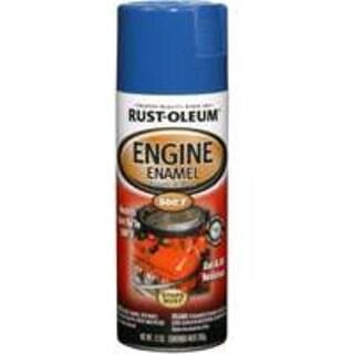 Rust-Oleum 248945 Engine Enamel Spray Paint 12 Ounce, Ford Blue