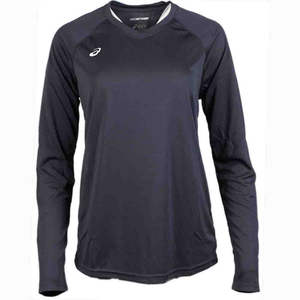Asics Womens Circuit 8 Long Sleeve Athletic T-Shirt