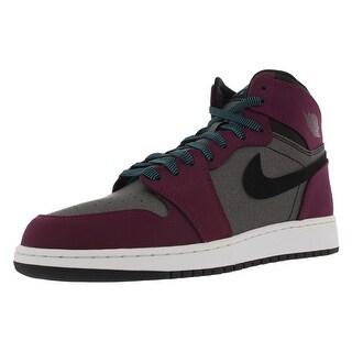 Jordan Air Jordan 1 High Basketball Gradeschool Kid's Shoes