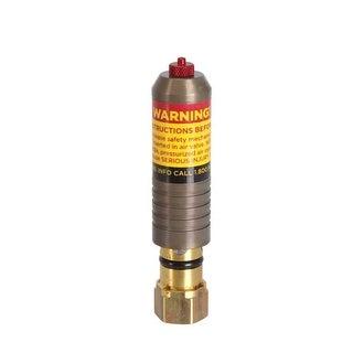 Fox Shox Air valve assembly with nitrogen safety needle - 802-01-000-KIT