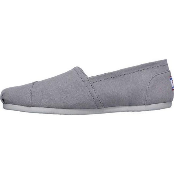 BOBS Plush Peace and Love Gray