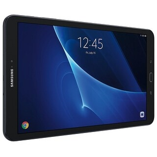 "Samsung Galaxy Tab A SM-T580 10.1"" Touchscreen 16 GB with 32GB microSD Card"