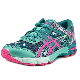 Asics GEL Noosa Tri 11 GS Youth Round Toe Leather Multi Color Running Shoe