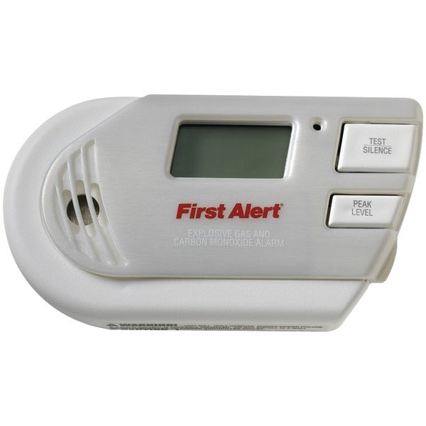 First Alert Gc01Cn 3-In-1 Explosive Gas & Carbon Monoxide Alarm