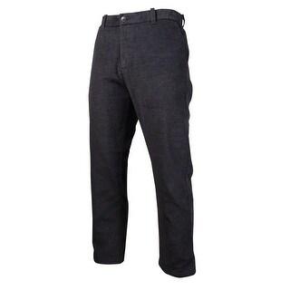 Tommy Hilfiger Men's Straight-Leg Corduroy Pants (Charcoal, 36x30) - 36X30