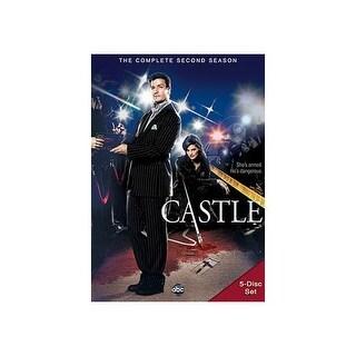 CASTLE-2ND SEASON (DVD/5 DISC/WS/SP-FR-SUB)