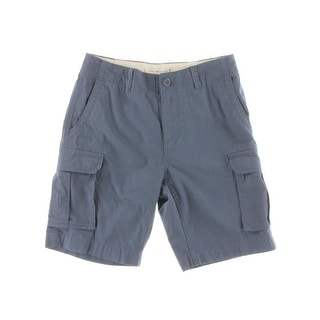 Tommy Hilfiger Mens Twill Classic Fit Cargo Shorts