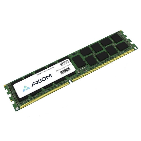 Axion A4849715-AX Axiom 4GB DDR3 SDRAM Memory Module - 4 GB (1 x 4 GB) - DDR3 SDRAM - 1333 MHz DDR3-1333/PC3-10600 - ECC -