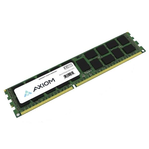 Axion A6761616-AX Axiom PC3L-12800 Registered ECC 1600MHz 1.35v 8GB Dual Rank Low Voltage Module - 8 GB - DDR3 SDRAM - 1600 MHz