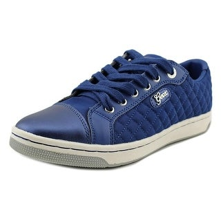 Geox J Creamy Youth Round Toe Canvas Sneakers