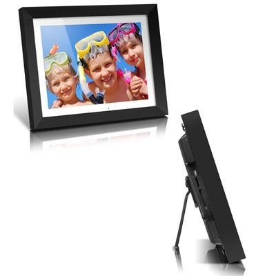 Aluratek Admpf315f 15 Inch Digital Photo Frame With 4Gb Built-In ...