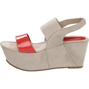Kensie Girl Women's Marylynn Wedge Sandal