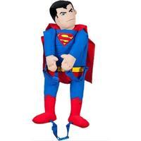 """DC Comics Superman 24"""" Plush Backpack - Multi"""
